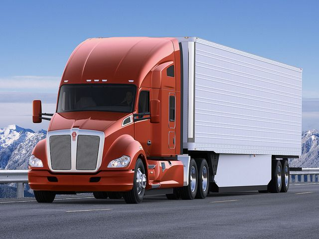 Kenworth T680 Available with MX-11 and Paccar Automated Transmission