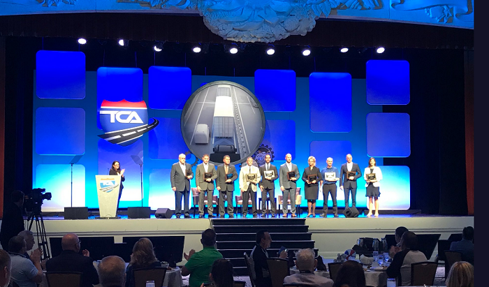 Bison Transport, Central Oregon Truck Company Win TCA Best Fleets to Drive For