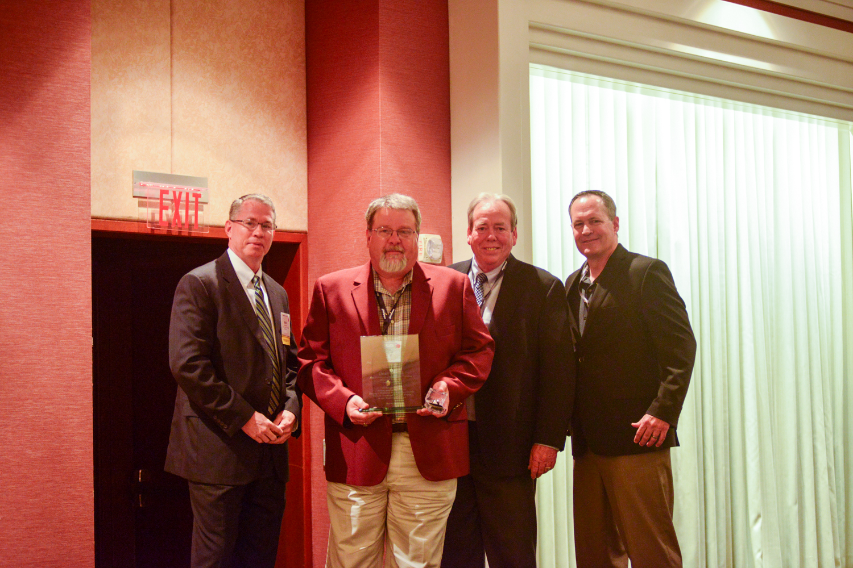 TCA Honors Maverick's Newell with Safety Award