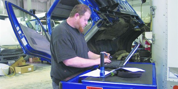ACOFAS is offering training for technicians on DOT vehicle inspection compliance. Photo: Evan...