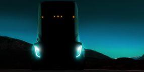 More Details Emerge on Tesla Electric Big Rig