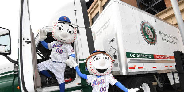 Old Dominion is partnering with three MLB teams for annual Moving Day events celebrating the...
