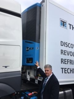 Thermo King Introduces Smarter, Efficient Refrigeration Unit