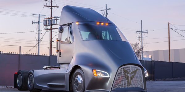 Thor Trucks is a new electric truck company initially focused on regional-haul applications....