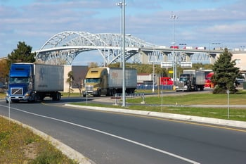 CBSA's eManifest initiative will change the way carriers file data when bringing cargo into Canada. (Photo by Jim Park)