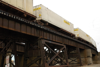 J.B. Hunt currently operates nearly 43,000 53-foot containers.