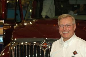 James L. Hebe, Navistar senior vice president, North America Sales Operations,