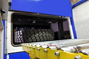 Continental tires recieved a multimillion dollar investment and plans to expand its ContiLifeCycle facility in central Mexico. (Photo by Continental Tire the Americas, LLC)