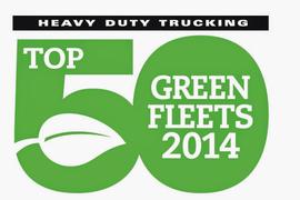 HDT Announces Top 50 Green Fleets of 2014