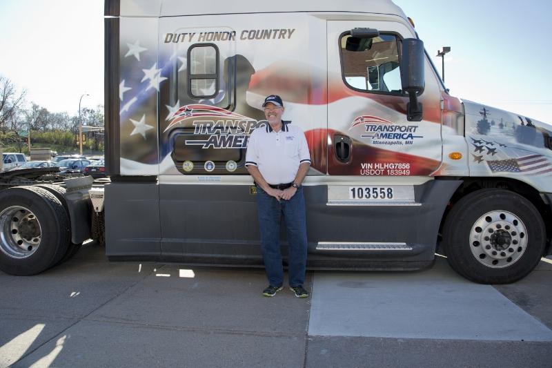 Transport America Launches Vet Apprenticeship Program