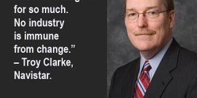 Navistar's Clarke Talks Change, Opportunity, Turnaround