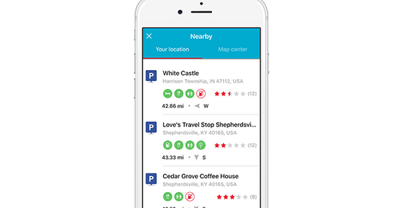 The Truck Parking USA platform now includes a location-based fuel pricing tool thanks to a...