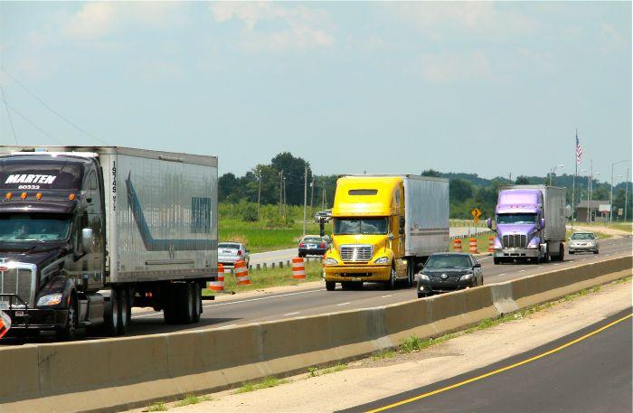 Class 8 Truck Supply Outstrips Demand in December
