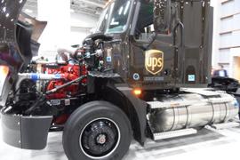 Big UPS Order for NG Tractors Follows 300 Million Successful 'Green' Miles