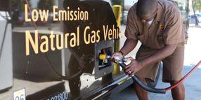 UPS Ramping Up Renewable Diesel Use