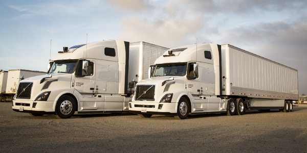 Uber stated in a blog post that it expects self-driving trucks to help the industry deal with...