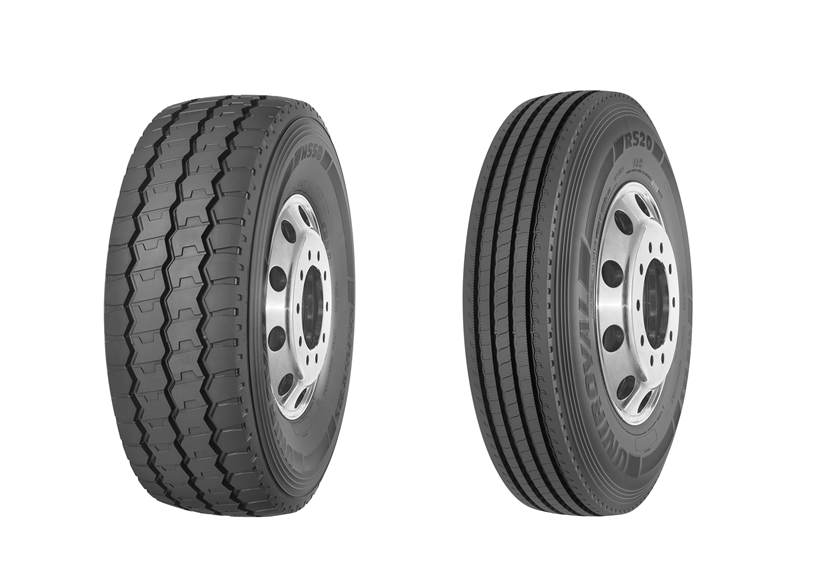 Uniroyal Adds 2 Sizes to Commercial Truck Tire Lineup