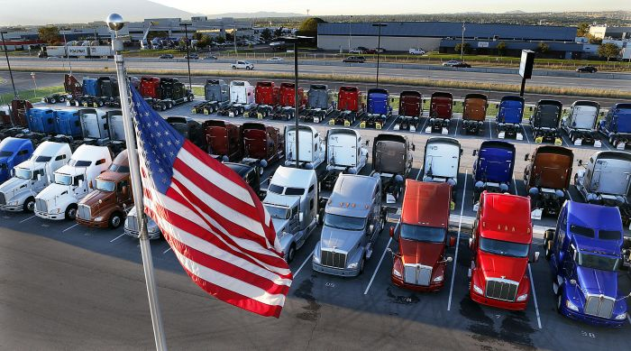 Used Truck Sales Rebound in February