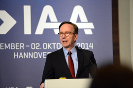 Growth in Important Markets Boosts 2014 IAA International Truck Show