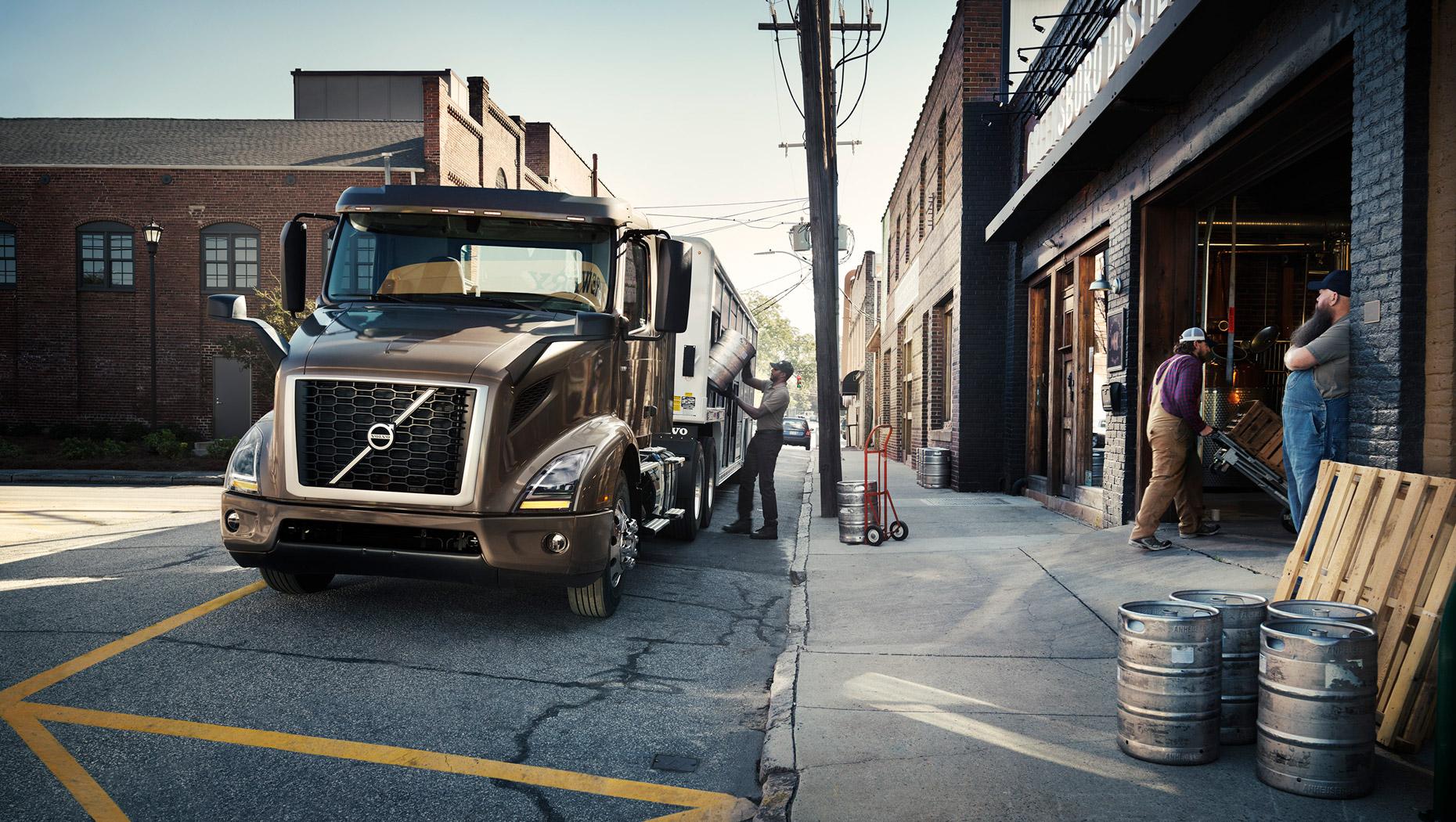 Last Legs for Long-Haul Trucking?