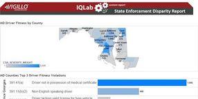 Report Shows Truck Enforcement Disparities