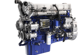 Volvo, Mack, to Discontinue 16-liter Diesel Immediately