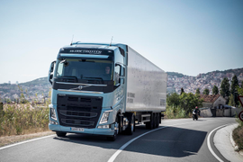 Volvo Launches Natural Gas Trucks in Europe