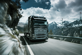 Volvo FH Gets Truck of the Year Award in Europe