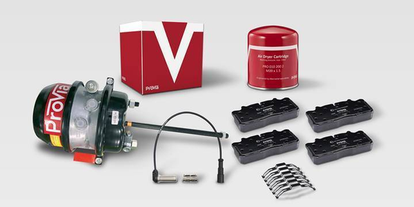Wabco launched its budget spare parts brand ProVia at HDAW 2018 to better serve distributors,...