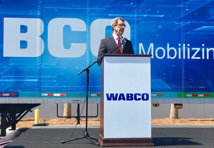 Wabco Opens New U.S. Plant to Produce Air Disc Brakes