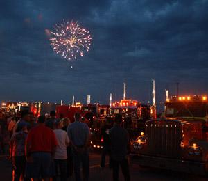 Walcott Truckers Jamboree Kicks Off Next Week