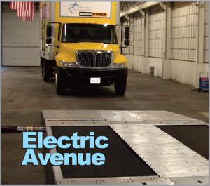 New Technology Captures Energy of Moving Trucks