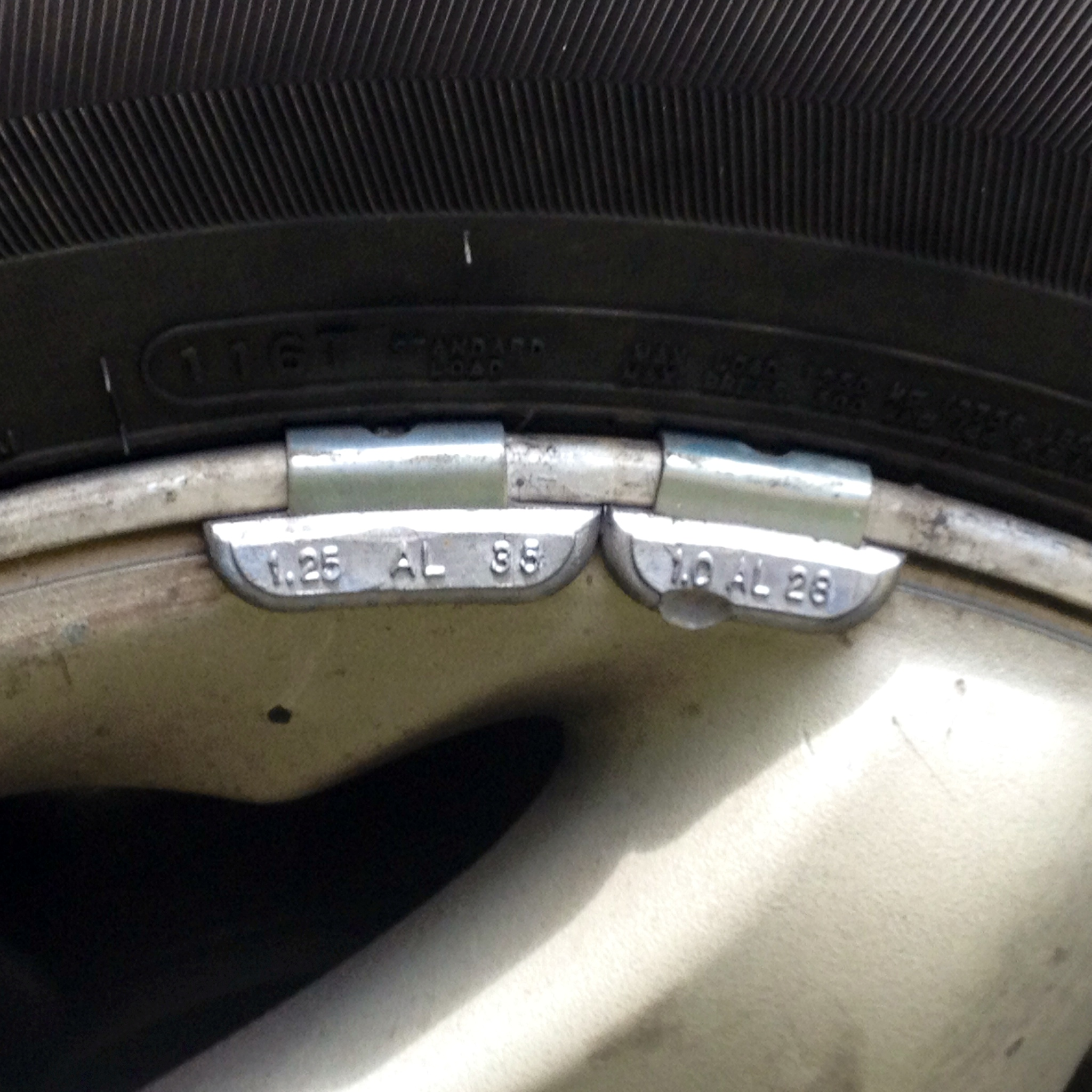 Minnesota Lead Wheel Weight Bill Heads to Governor