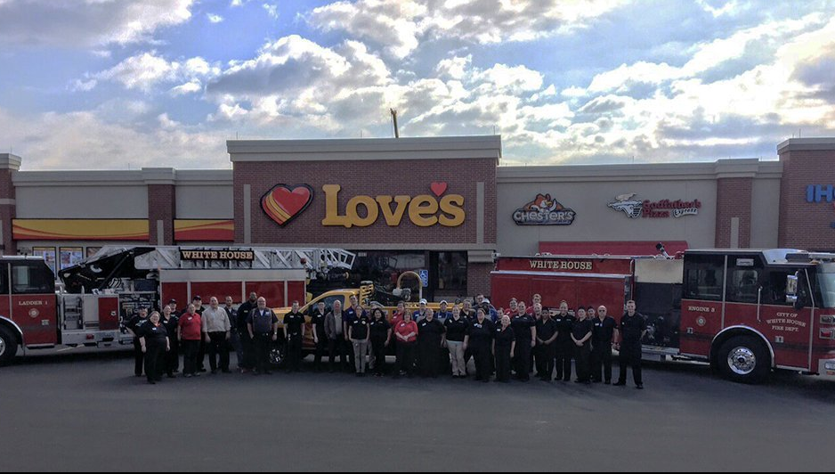 Love's Adds Nearly 190 Parking Spaces with New Locations
