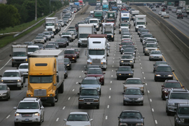 Congestion Costing Trucking $63.4 Billion a Year