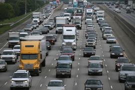 Congestion Costing Trucking $63.4 Billion a Year