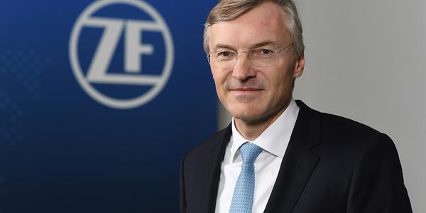 Wolf-Henning Scheider Photo: ZF Group