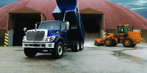 International DuraStar, WorkStar Get 9.3-Liter SCR Diesels