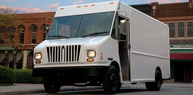 A new nose for the Navistar-owned Workhorse was featured in 2007.