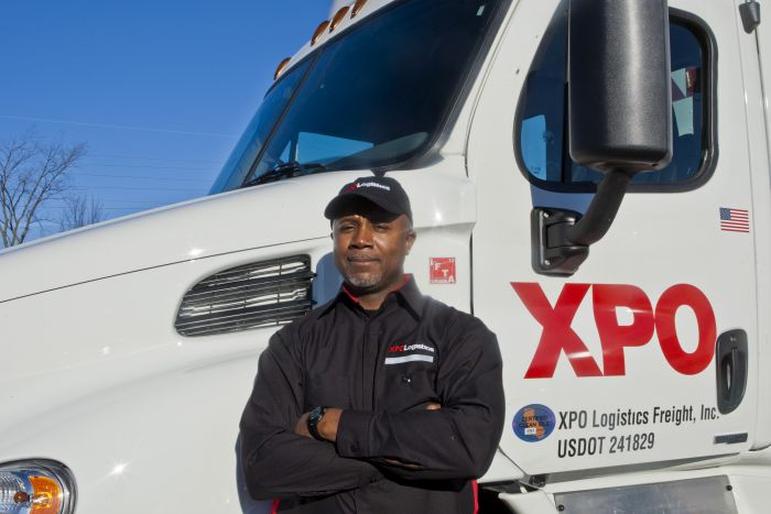 XPO Logistics Offers Free Tuition and Income via Driving Schools