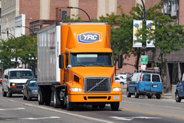 YRC Freight Restructures, Board Member Resigns from YRC Worldwide