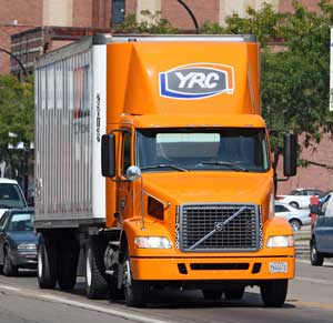 YRC Freight will raise base rates an average of 6.9%, following the announcement of rate increases by competitors.