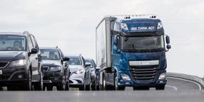 ZF Emphasizes Safety with Newest Innovation Concept Truck