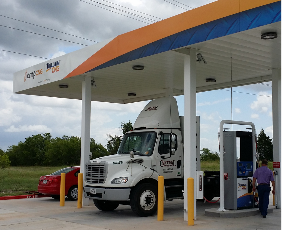 AmpCNG Acquires Full Control of 17 Fueling Stations