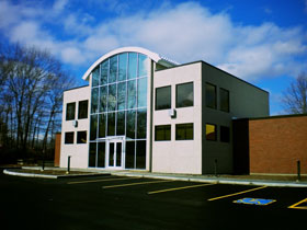 Arpin Group renovated its world headquarters in Warwick, R.I. to be environmentally friendly. Upgrades include New insulated solar reflective windows, new roofing and occupancy sensors to control lighting.