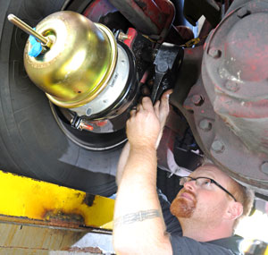 Brake Safety Week Inspection Results Show Lowest Brake System Out-of-Service Rate Yet