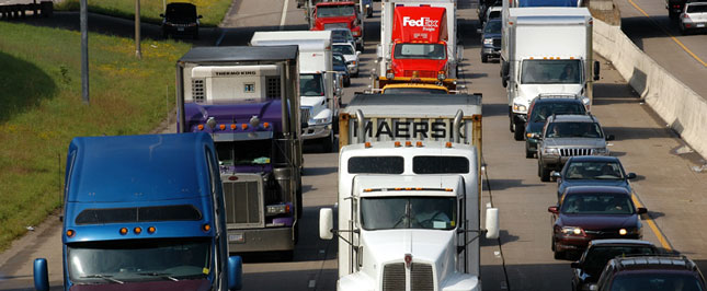 Congress's response to the infrastructure challenge has been inadequate, ATA's Graves told shippers.