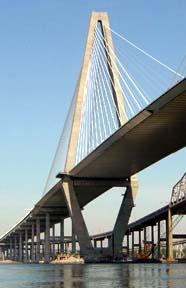 North America's Longest Cable Suspension Bridge Opens in South Carolina