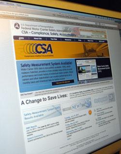 Survey Finds Drivers Still Don't Understand CSA