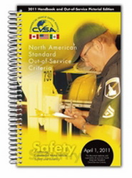 2011 North American Standard O-O-S Criteria Handbook & Pictorial is now Available from CVSA